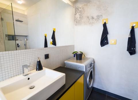 Ventilatie Badkamer Muur : Schimmel in de badkamer oorzaken gevolgen en oplossingen