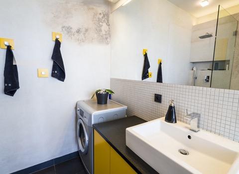Badkamer Witten Schimmel : Schimmel in huis oplossingen oorzaken en gevolgen