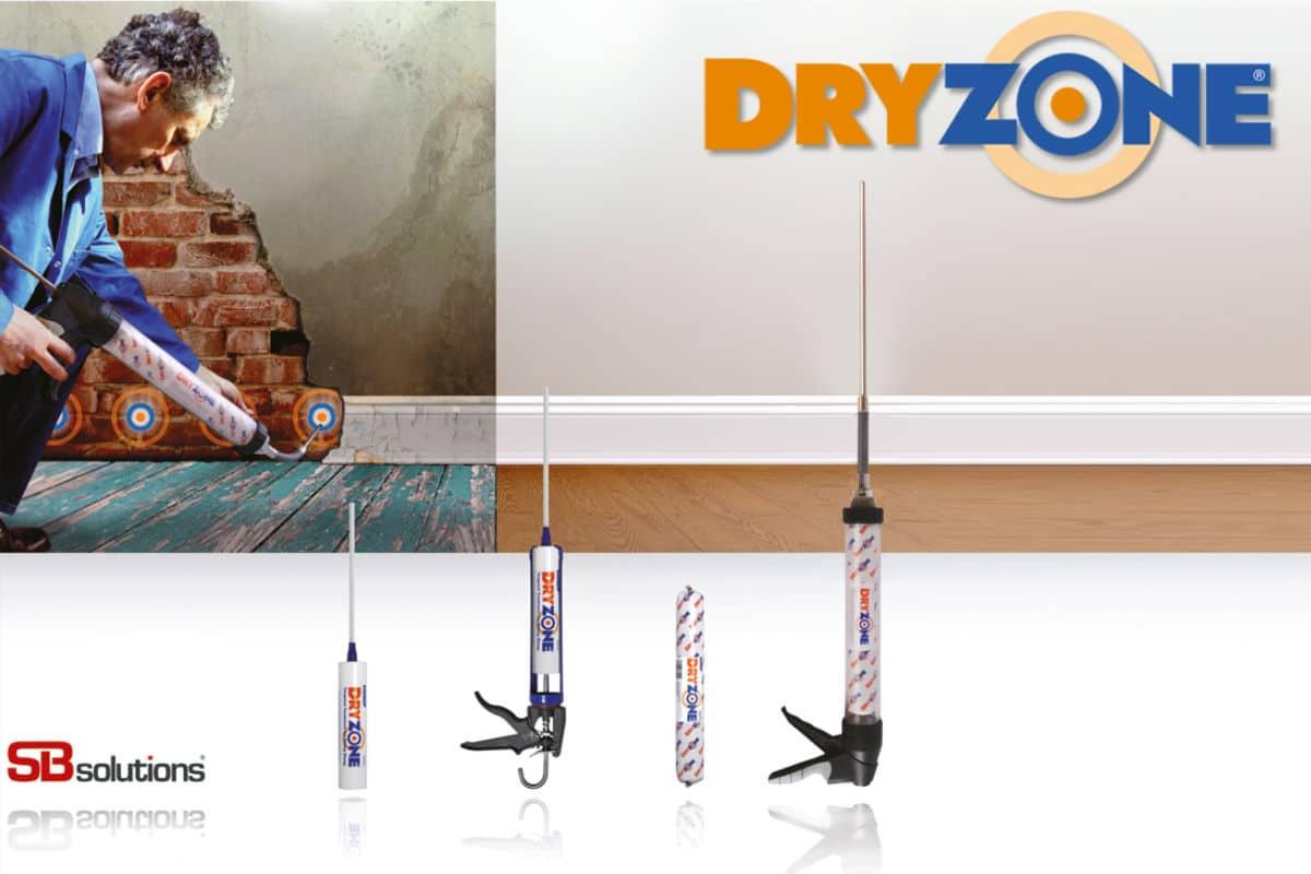 dryzone injecteren