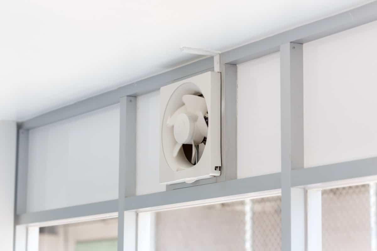ventilatie luchtvochtigheid